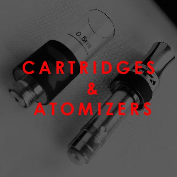 Cartridges & Atomizers