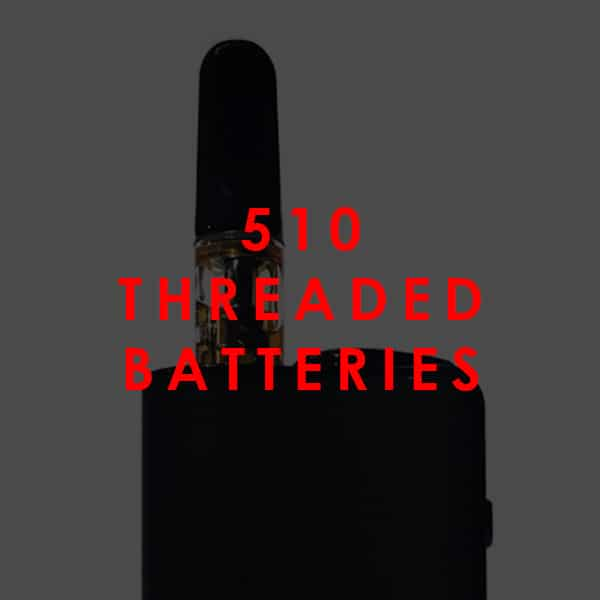 510 Threaded Batteries