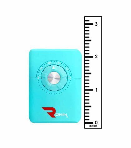 Blue Dial oil vaporizer size
