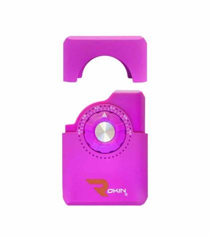 Purple Dial oil vaporizer
